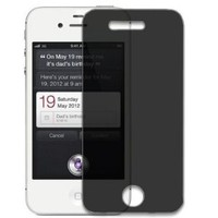 Amazon.com: EMPIRE Privacy Screen Protector for Apple iPhone 4S: Cell Phones &amp; Accessories