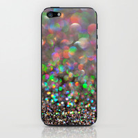 Party Bokeh Party iPhone & iPod Skin by Lisa Argyropoulos | Society6