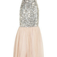 Rachel Gilbert|Milio sequined tulle gown|NET-A-PORTER.COM