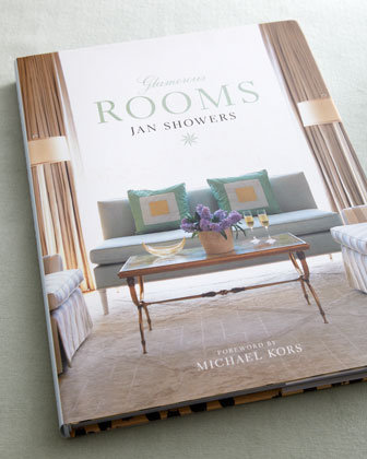 Southwest Books - &quot;Glamorous Rooms&quot; Hardcover Book - Horchow