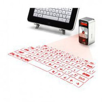 Magic Cube Laser Projection Keyboard and Touchpad for iPhone/Ipad/PC/Notebook
