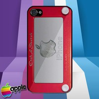 Etch a Sketch iPhone 4 or iPhone 4S Case