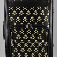 Rebecca Minkoff Skull Suitcase