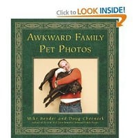 Awkward Family Pet Photos [Paperback]