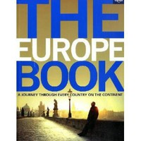 The Europe Book (General Pictorial) [Paperback]