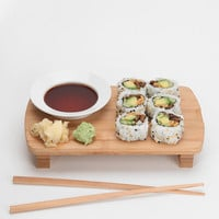 Bamboo Sushi Set