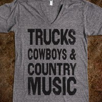 My Loves (Country life Vneck)