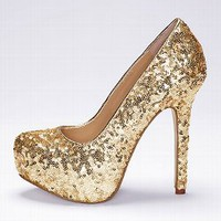 Sequin Supermodel Pump - Colin Stuart - Victoria&#x27;s Secret