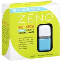 Zeno Hot Spot Blemish Clearing Device, Blue