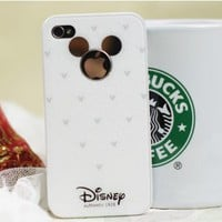 Disney Mickey Mouse Protective Case for iPhone 4/4S