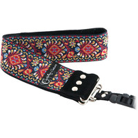 "Capturing Couture Boho Collection: 2"" Harmony SLR/DSLR Boho Camera Strap"
