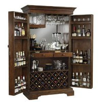 Amazon.com: Howard Miller Sonoma Hide-A-Bar 695-064: Home &amp; Garden