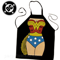 DC COMICS WONDER WOMAN APRON