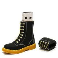Dr Martens DR. MARTENS BOOT USB DRIVE   - Doc Martens Boots and Shoes