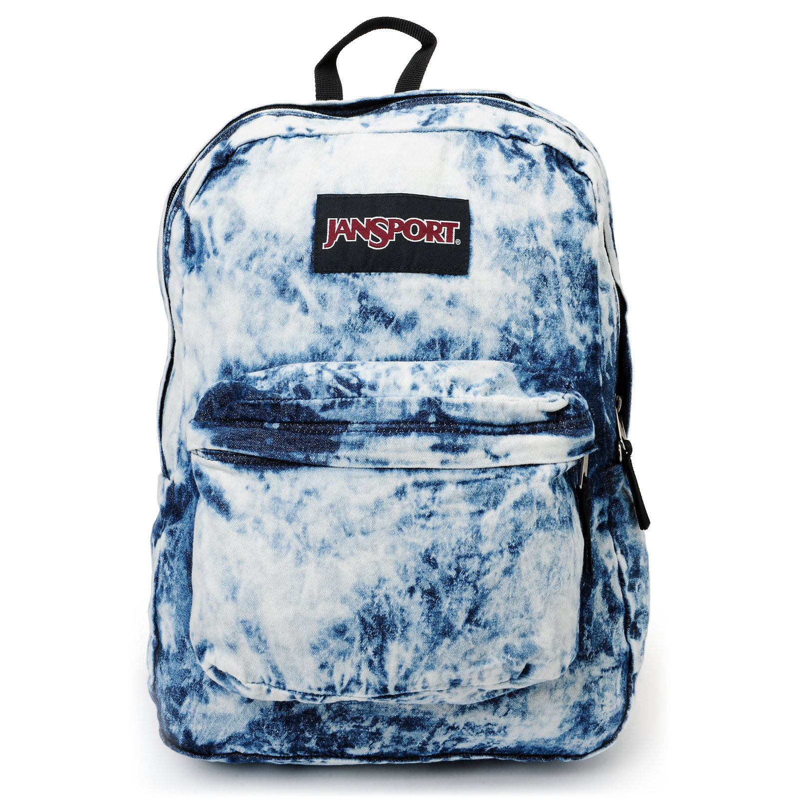 Jansport Denim Daze Acid Blue Backpack from Zumiez ... Denim Jansport Backpack