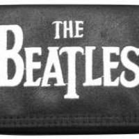 ROCKWORLDEAST -The Beatles, Wallet, Beatles Logo