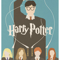 HARRY POTTER Original Poster Design