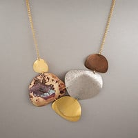 Sibilia Creciente Necklace | Rain Collection