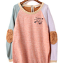 Korean women sweater 121092