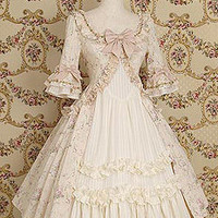 Mary Magdalene  Antoinette Dress (Fleur, Store Only)