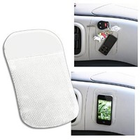 Amazon.com: eForCity Universal Magic Sticky Anti-Slip Mat, Clear: Cell Phones & Accessories