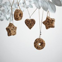 bird seed garland at RedEnvelope.com