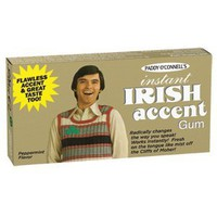 Instant Irish Accent Gum: Amazon.com: Grocery & Gourmet Food
