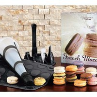 Macaron Baking Set (12-pc.) by Mastrad at Food Network Store