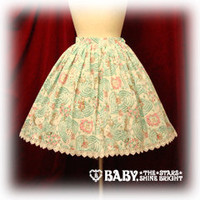 Baby the Stars Shine Bright  Garden Alice Print Skirt