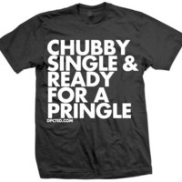 Chubby Single & Ready for a Pringle Black from Dpcted Apparel