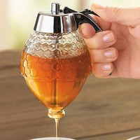 No Drip Honey Dispenser - $16 | The Gadget Flow