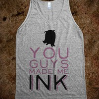 Ink - Text Tees