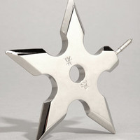 Ninja Star Coat Hook | Ninja Coat Hook | fredflare.com