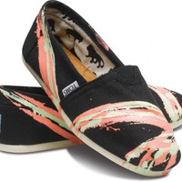 Tyler Ramsey Black Neon Women&#x27;s Classics | TOMS.com
