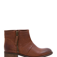 MANGO - SHOES - Boots, Booties - Leather biker ankle boots