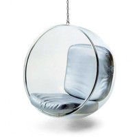 Bubble Chair - Celebrities who use a Bubble Chair / Coolspotters