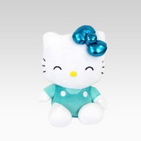 shop.sanrio.com - Hello Kitty 5  Mascot Plush: Smile