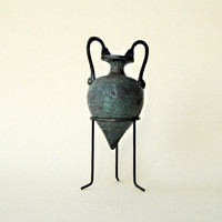 Bronze Vessel - Ancient Greek Amphorae