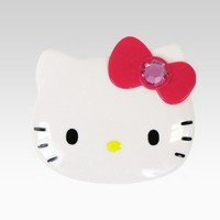 shop.sanrio.com - Hello Kitty Die-Cut Compact Mirror: Face