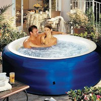 Spa2Go Inflatable 4 Person Hot Tub