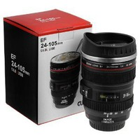 canon camera lens mug
