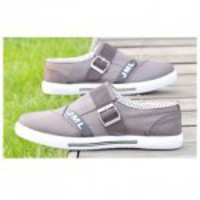 Top Quality New Arrival Korean Style Buckles Design Canvas Shoes For Men China Wholesale - Everbuying.com