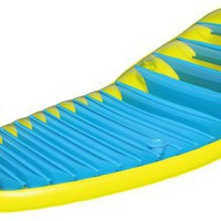 SportsStuff 54-1660 Banana Beach Lounge 1 Person Pool/Water Float