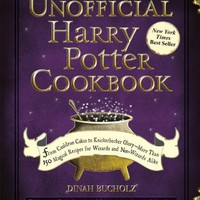 The Unofficial Harry Potter Cookbook: From Cauldron Cakes to Knickerbocker Glory--More Than 150 Mag