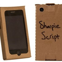 $0.99 Cardboard iPhone Recession Case