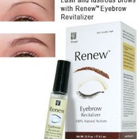 Amazon.com: Renew Eyebrow Oil by Rozge .33 oz: Beauty