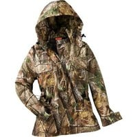 Cabela's: SHE Outdoor Apparel Women's Camo Rain Pack Jacket