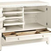 Martha Stewart Living? Craft Space Storage Cabinet - Craft Tables - Martha Stewart Living? Craft Furniture - Martha Stewart Living? | HomeDecorators.com