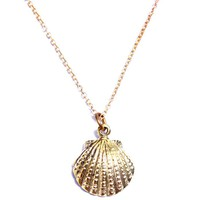 Shell pendant Accessory Design Online store Shop the collection