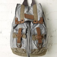 Free People Washed Backpack